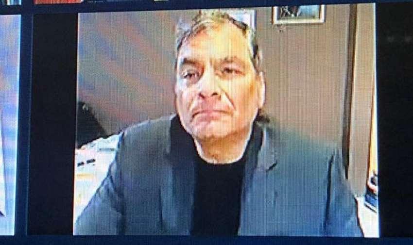 Correa fue condenado este año en primera y segunda instancias a ocho años de prisión (2020)