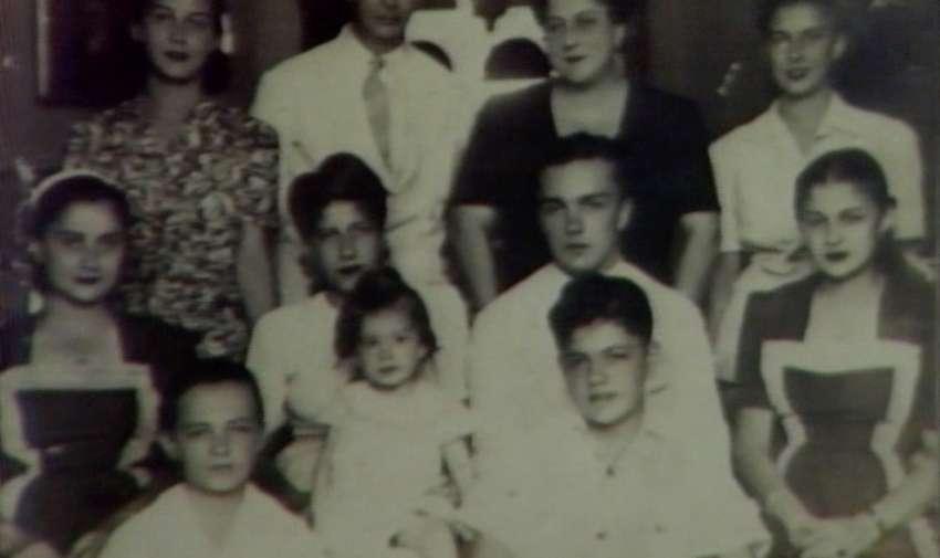 Familia Febres Cordero Ribadeneyra (1945)
