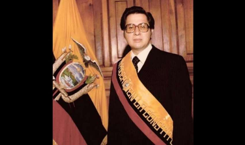 Jaime Roldós Aguilera, Presidente del Ecuador, 1979