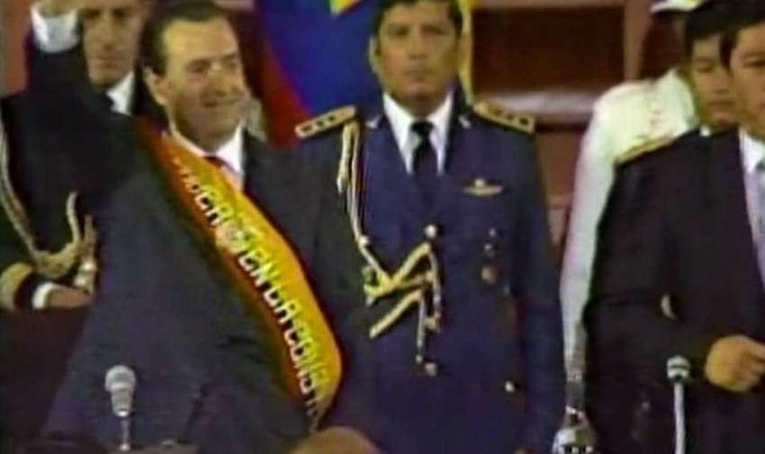 Rodrigo Borja es electo presidente de Ecuador (1988)