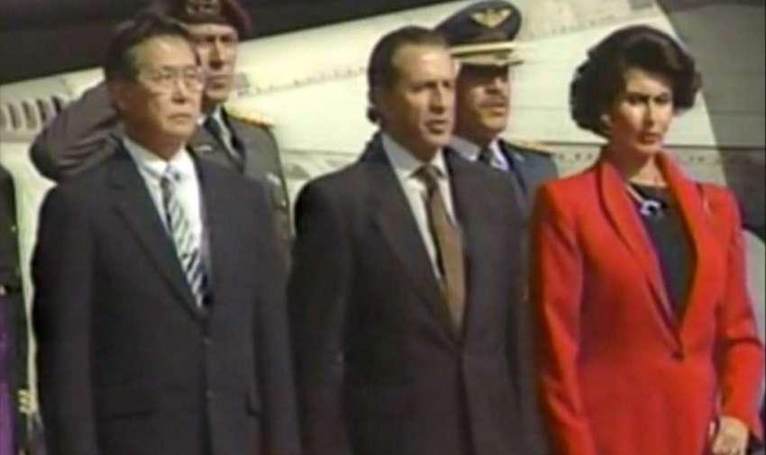 Rodrigo Borja, primer presidente en recibir a un Jefe de Estado Peruano (1992)