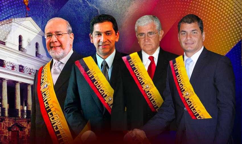 presidentes2000-2017