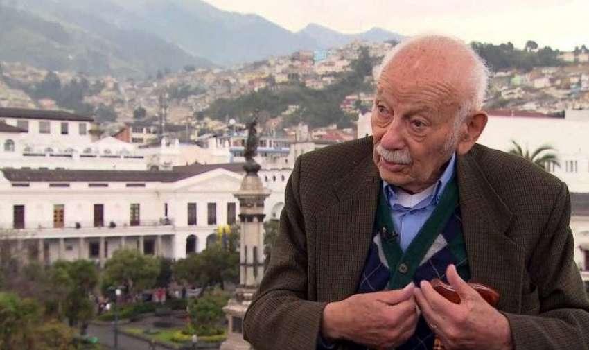 Sixto Durán Ballén, 2015