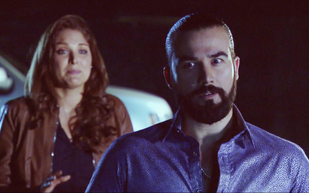 El Teca quiere cumplir su sueño de hacer a Sara su mujer para tenerla bajo su dominio.