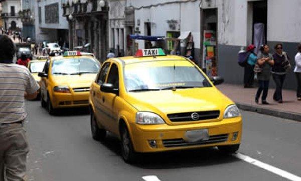 Taxis ilegales, una de las maneras de realizar fraudes y estafas al viajar