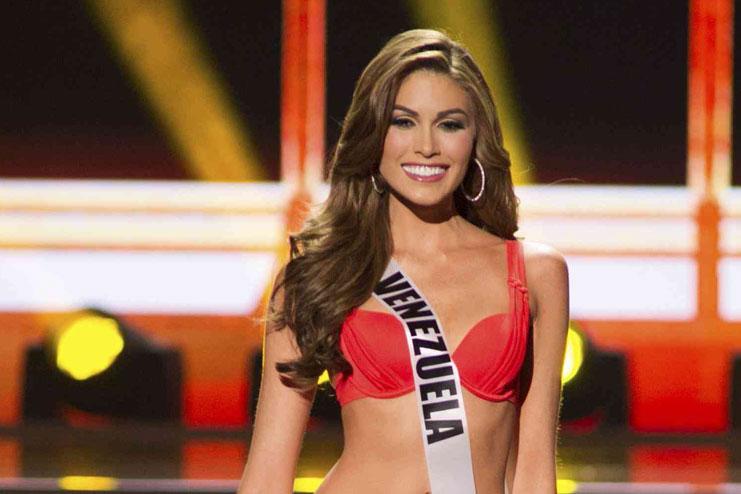 2017 De Venezuela Baño En Traje Gala Miss EerdCxQoWB