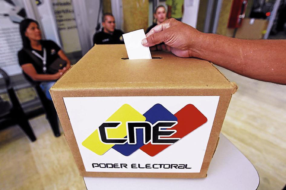 Votación Constituyente Venezuela 2017