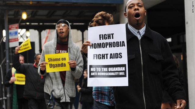 Uganda anti-homosexuality bill bbc