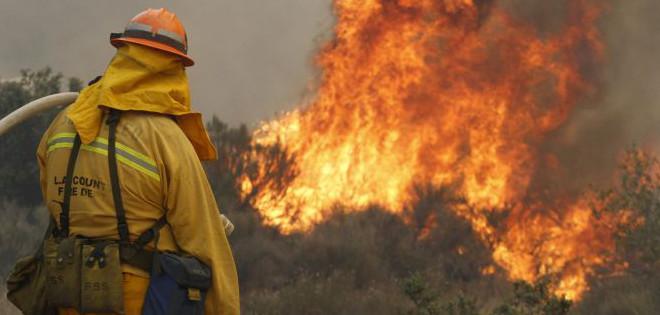 Resultado de imagen para devastadores incendios en norte de California