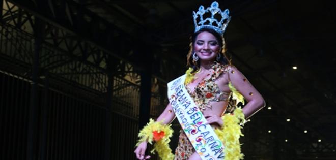 GUAYAQUIL.- Guerrero fue electa entre 25 representantes de diversos sectores de la ciudad.