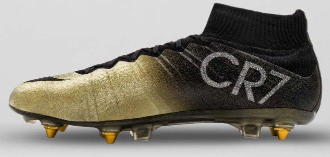 Cristiano Ronaldo da su nombre a una marca de zapatos producidos en su  Portugal natal que actualmente están en promoción en dos de las ferias de  calzado más ... 629c769349399