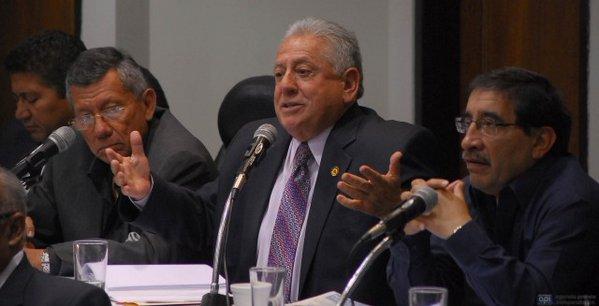 Caso FIFA: Testigo asegura que Luis Chiriboga era el líder del 'Grupo de los Seis'