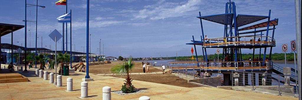 Los balnearios de la ciudad de Guayaquil son espacios ideales para toda la familia.