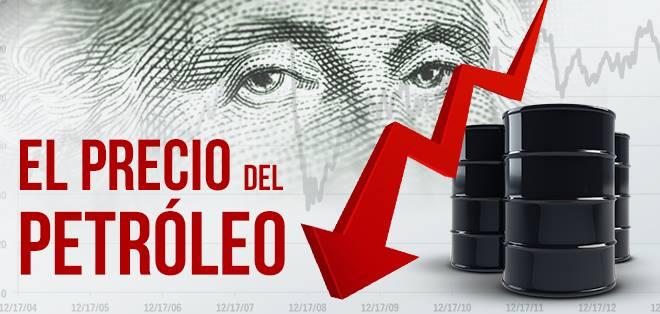 Resultado de imagen para petroleo baja de precio