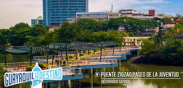 Guayaquil es la ciudad más visitada del Ecuador por turistas nacionales y extranjeros.