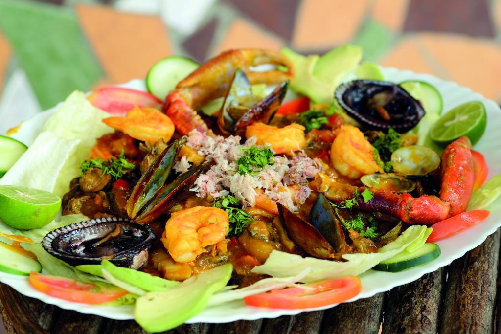 En total 44 huecas estarán presentes en esta feria que celebra la diversidad de comida ecuatoriana.