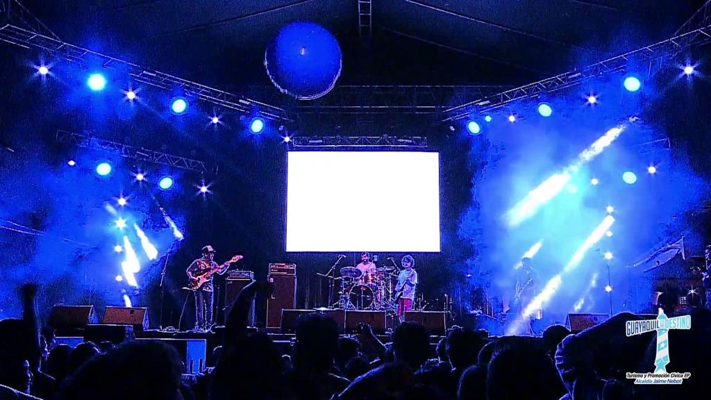 Cerca de 25 mil personas se hicieron presentes en la primera edición del Funka Fest.