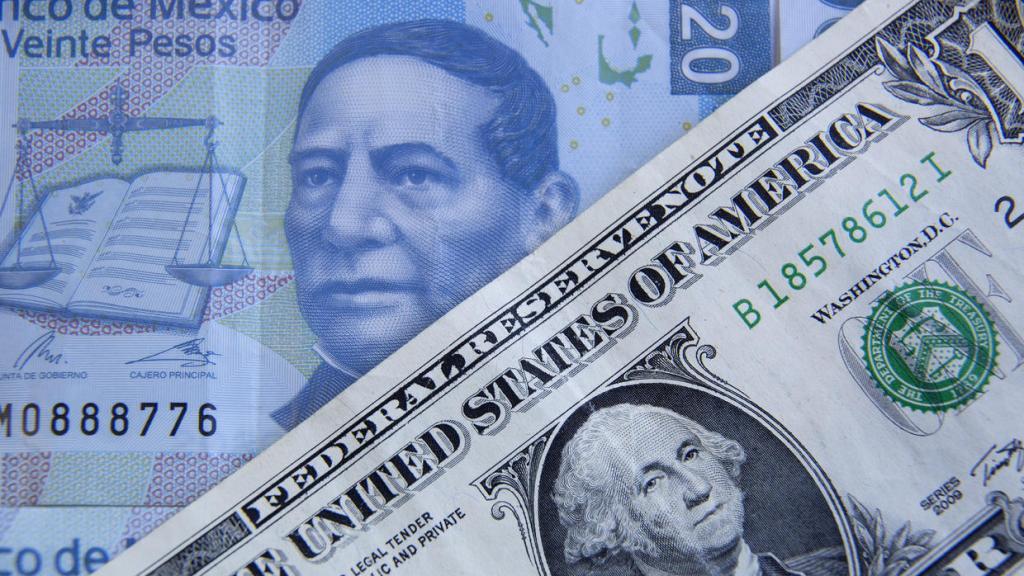 Así Lo Registra La Cotización Del Banco Citibanamex Foto Archivo Afp
