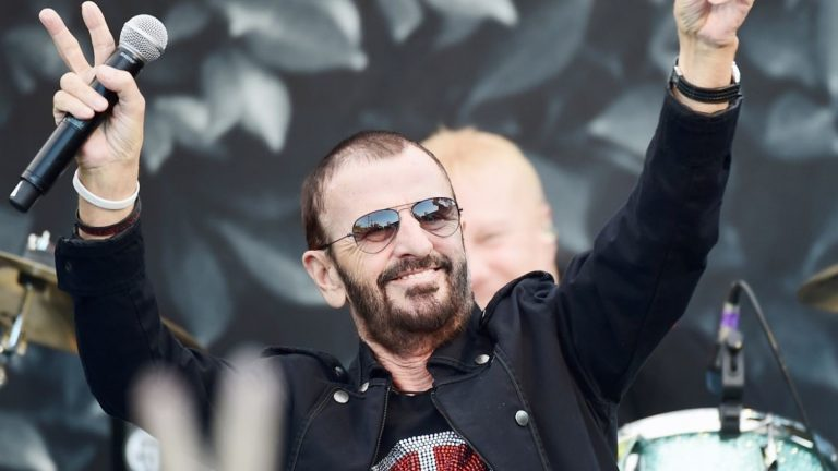 Image result for ringo starr Give More Love amazon