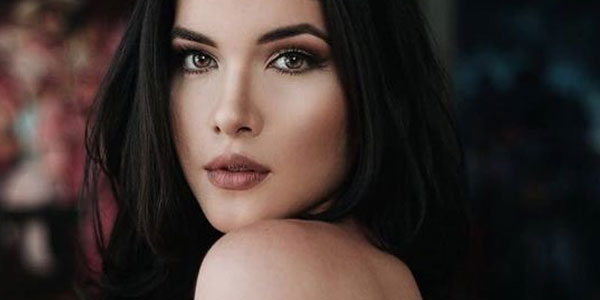 Daniela Cepeda, una fiel representante de la belleza de las mujeres de Guayaquil.