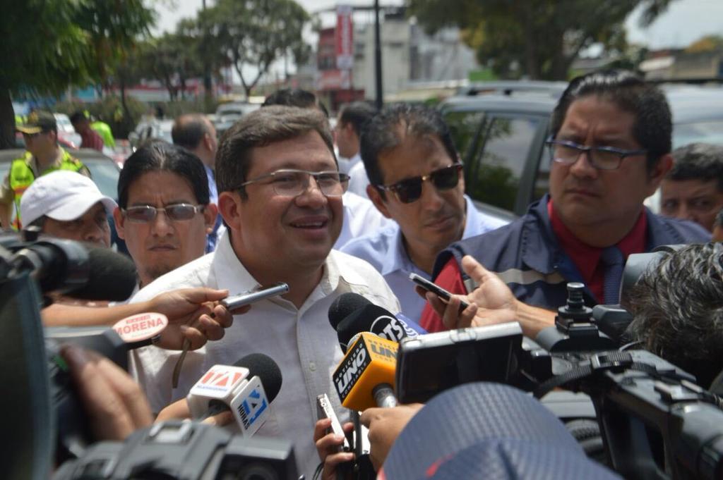 Ministerio del interior no rectificar sobre retenci n a for Ministerio del interior en guayaquil