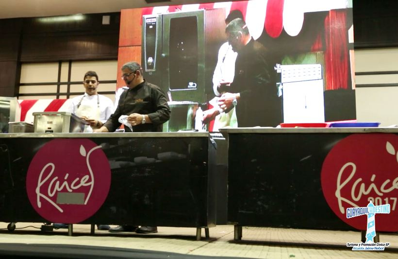 Durante tres días se desarrollaron talleres y shows de cocina en vivo a cargo de reconocidos chefs nacionales e internacionales.