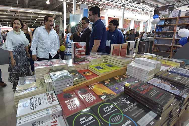 Guayaquil: la Feria Internacional del Libro incentiva la lectura en la comunidad. Foto: @alcaldiagye