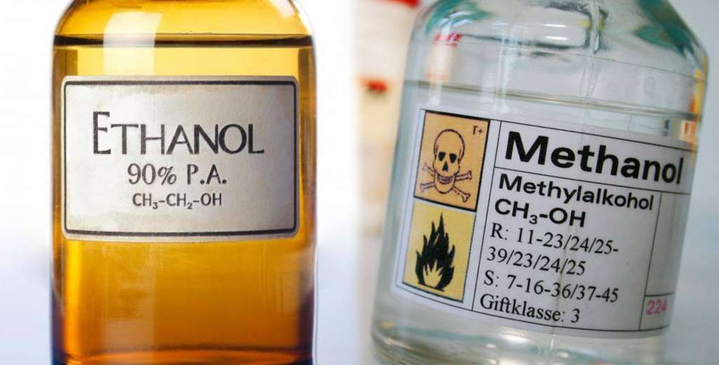 Cu l es la diferencia entre el etanol y el metanol - Usos del alcohol ...