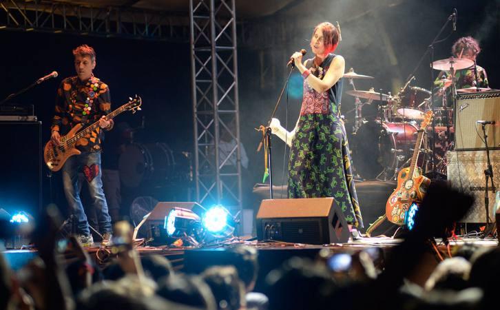 Funka Fest busca ser uno de los festivales más importantes de su género en la región.