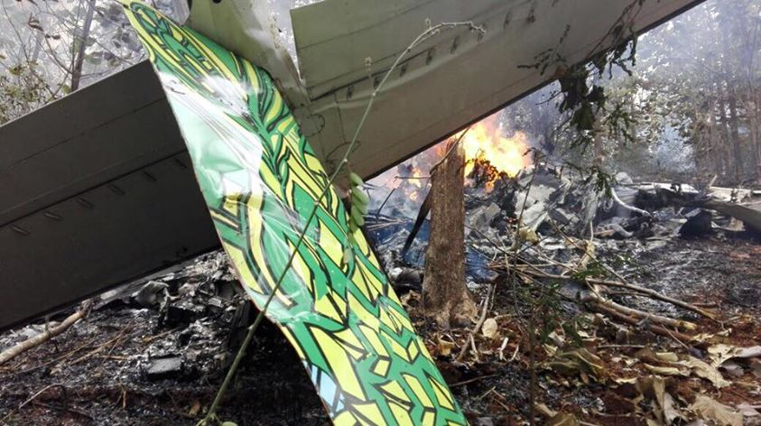 Avioneta se estrella en Costa Rica y mueren 10 estadounidenses