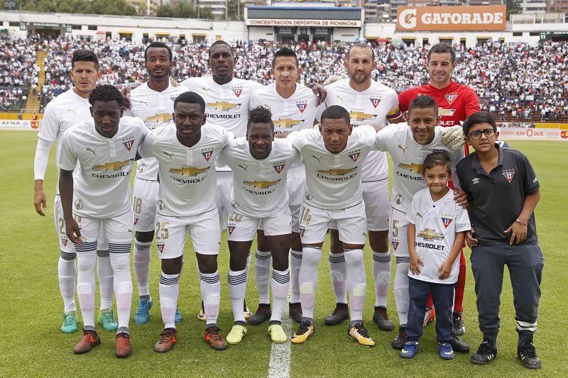 Resultado de imagen para Liga de Quito 2018