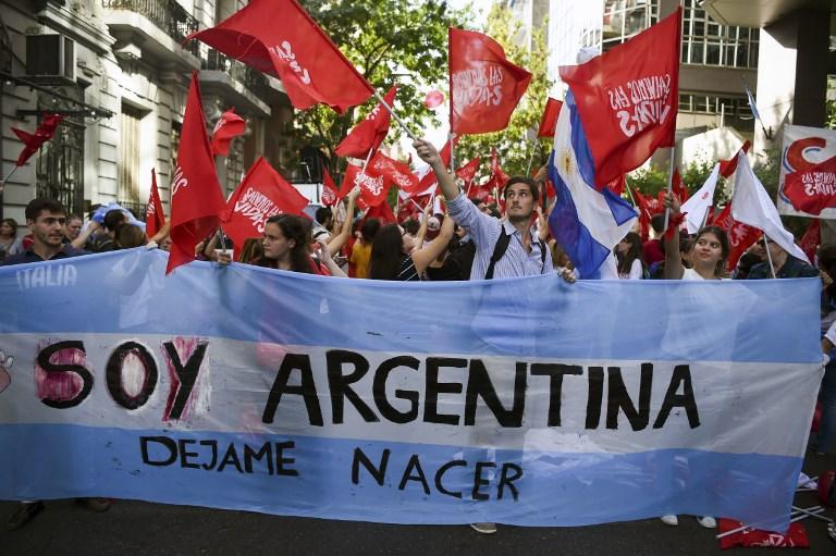 Resultado de imagen para aborto argentina