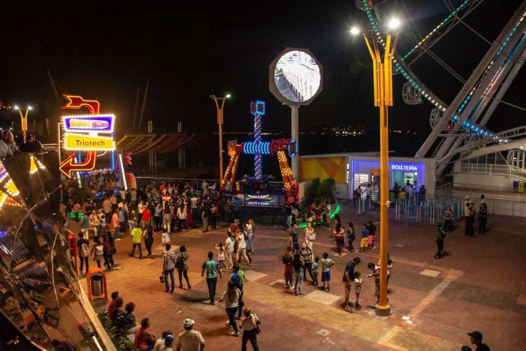 Safari Xtreme es la nueva atracción del Malecón 2000.