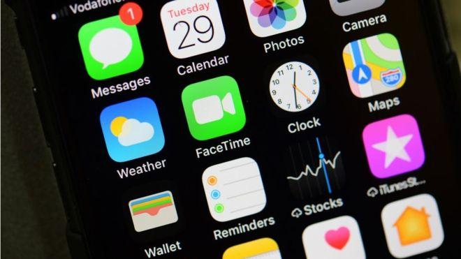 4f2e25703bd Los ingresos de Apple por la venta de iPhones cayeron un 15% en comparación  año pasado.
