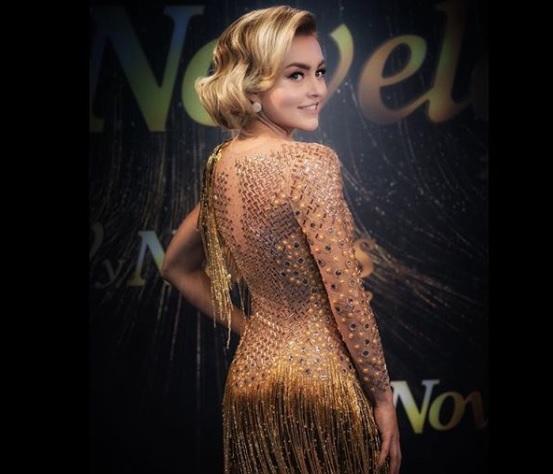 Angelique Boyer Se Puso El Vestido Al Revés Ecuavisa