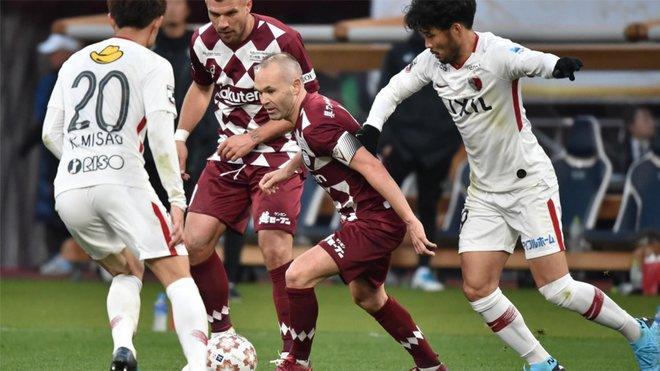 Rumbo a Tokio 2020, Japón aplaza su liga de fútbol por coronavirus