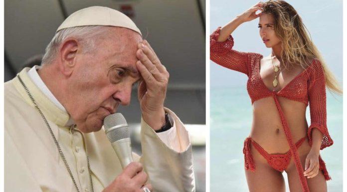 Supuesto 'like' del papa Francisco a foto de modelo | Ecuavisa