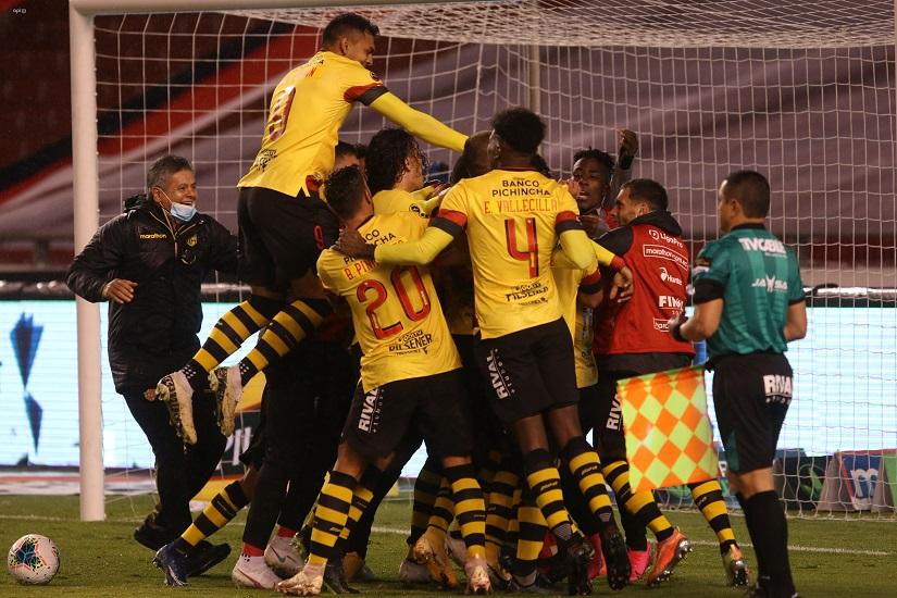 Barcelona es el nuevo campeón de Ecuador | Ecuavisa