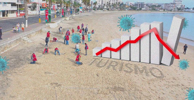 En el 2020 las celebraciones por el feriado de carnaval dejaron un ingreso de 67 millones de dólares al país. Arte: Jhosue Vite