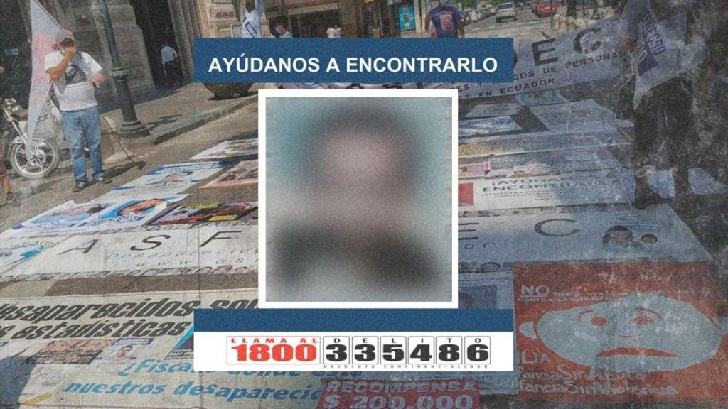 La Carava de desaparecidos es la primera que se realiza en el país. Arte: Jhosue Vite.