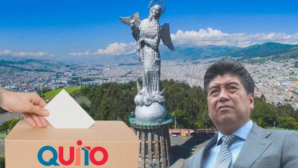 Quito atraviesa una crisis institucional