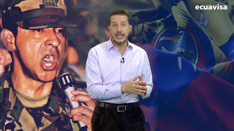 Anécdota presidencial de Lucio Gutiérrez