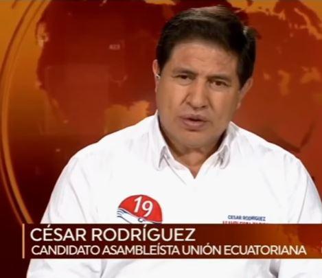 César Rodríguez