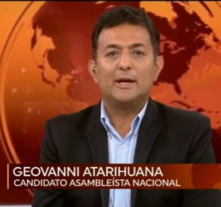 Geovanni Atarihuana