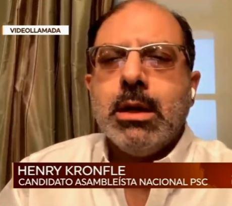 Henry Kronfle.