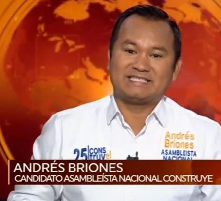 Andrés Briones