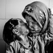 Madre e hija de 3 años que fueron atacadas con acido por su esposo y padre