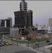 La demolición causa malestar a los habitantes, comerciantes y quienes transitan por el sector.