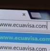 La acción se atribuye a piratas informáticos que saturan los servidores para impedir que los visitantes naveguen en las páginas.
