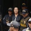 LIMA, Perú.- La opositora peruana está acusada de recibir aportes ilegales de la brasileña Odebrecht. Foto: La República Perú.
